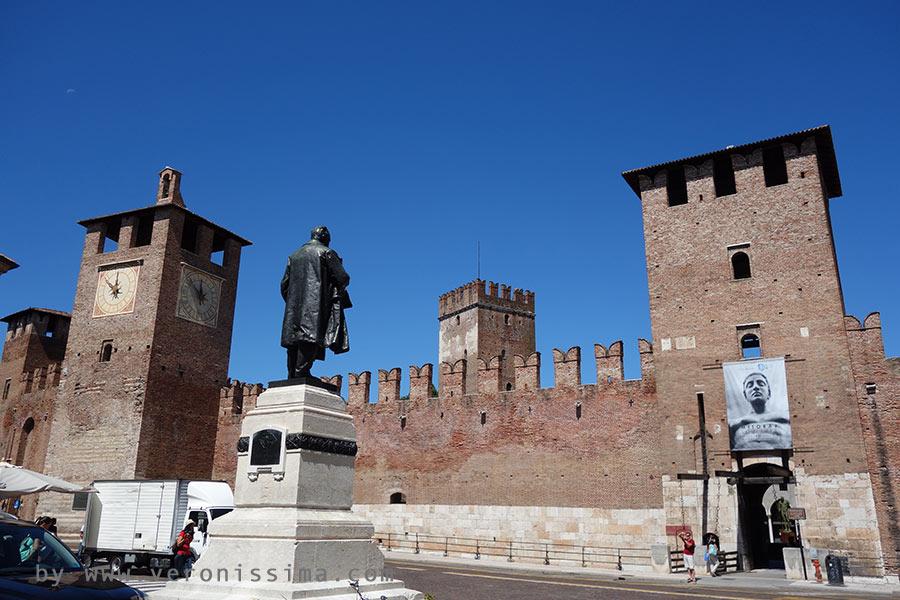 Museo Di Castelvecchio.Museo Di Castelvecchio A Verona