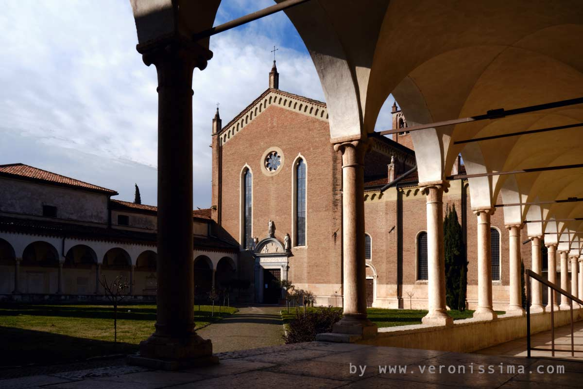 st. bernardino church in verona