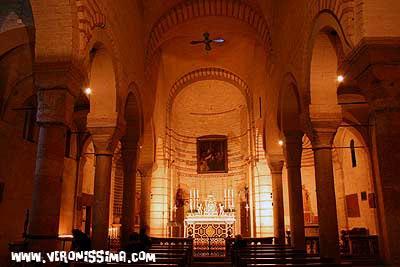 Chiesa santa maria antica verona orari messe