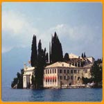 guided itineraries on lake garda