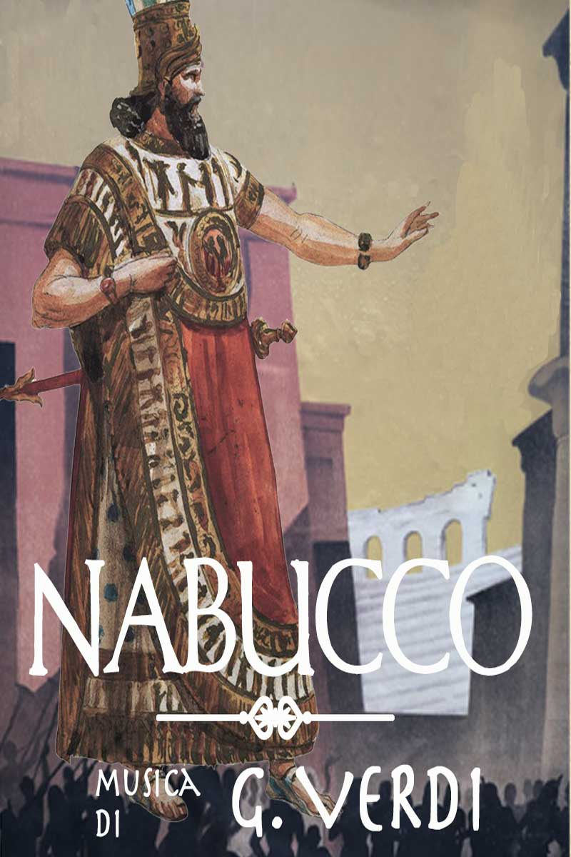 Poster of Nabucco